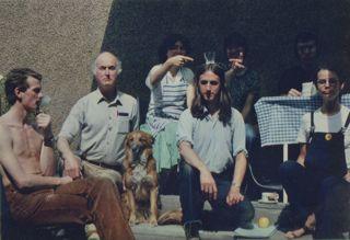 Gordon Strachan & Netherbow Staff