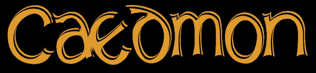 Caedmon logotype