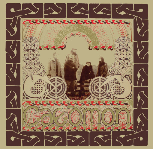 Caedmon 1978 album sleeve art